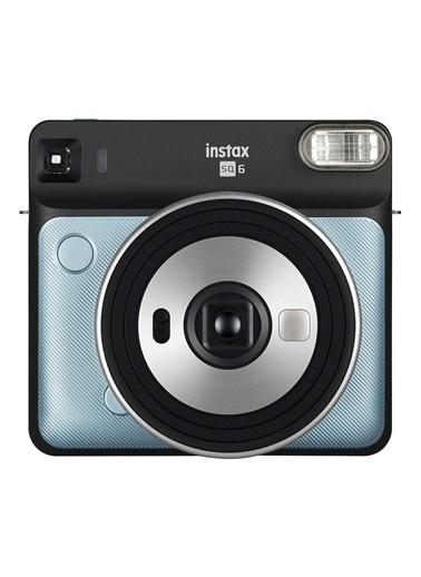 Fujifilm Instax SQ 6 Aqua Blue Fotoğraf Makinesi Renkli